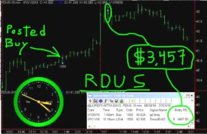 RDUS-2-300x195 Thursday July 21, 2016, Today Stock Market