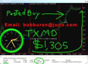 TXMD-copy-300x218 Wednesday January 4, 2017, Today Stock Market