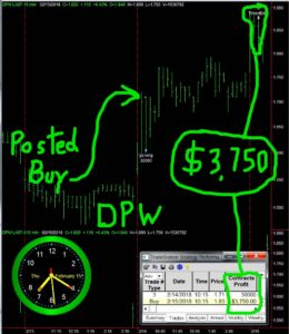 DPW-1-260x300 Thursday February 15, 2018, Today Stock Market