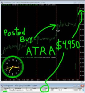 ATRA-276x300 Monday May 21, 2018, Today Stock Market