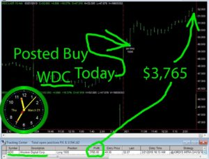 WDC-300x229 Thursday March 21, 2019, Today Stock Market