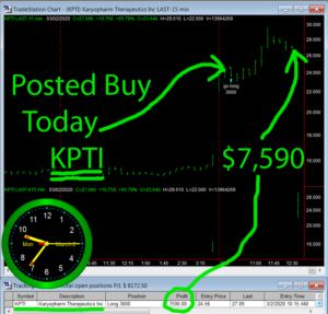 KPTI-300x287 Monday March 2, 2020, Today Stock Market