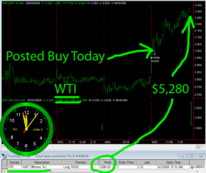 WTI-300x252 Friday June 5, 2020, Today Stock Market